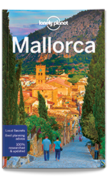Mallorca travel guide, 4th Edition Jul 2017 by Lonely Planet