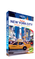 New York City Pocket Guide - Lonely Planet, New York, USA, Holiday
