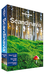 Scandinavia travel guide, 12th Edition Jun 2015 by Lonely Planet