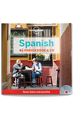 Spanish Phrasebook and Audio CD, 3rd Editon Oct 2015 by Lonely Planet